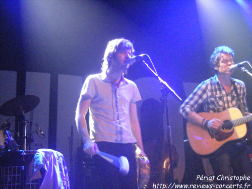 Martin and James au Ninkasi Kao de Lyon le 23 février 2010