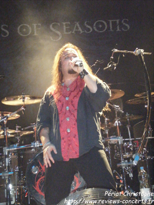 Sons Of Seasons au Z7 de Pratteln le 23 juin 2011