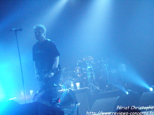 The Offspring au Zénith de Paris le 31 août 2011